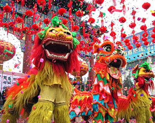 chino Año nuevo chino: el año del conejo
