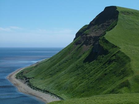 119 Islas Kuriles, entre Rusia y Japón