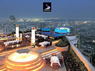 Sirocco State Tower Bangkok