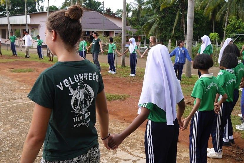 Voluntariado para cuidar animales
