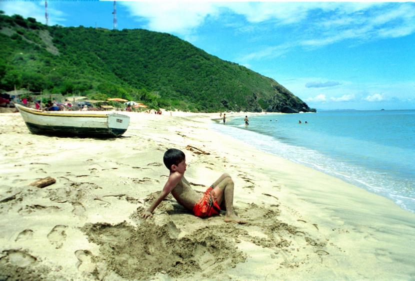 Playa Guayacanes