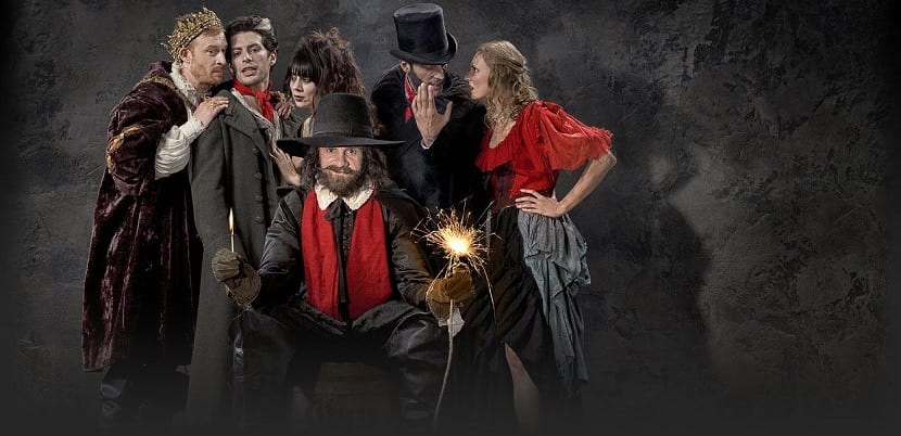 Grupo de actores
