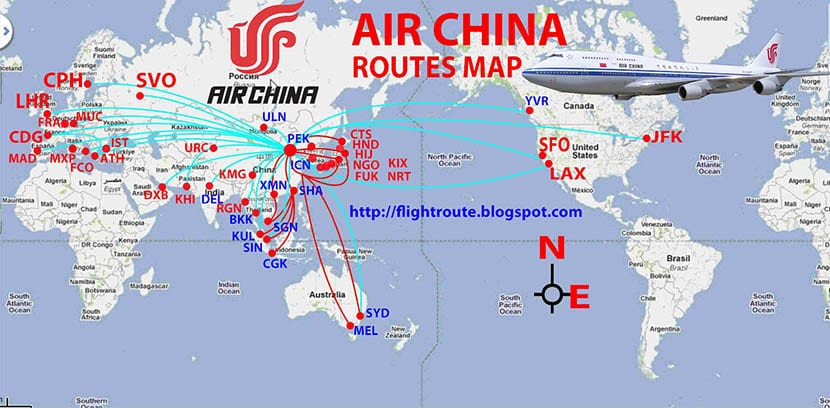 mapa-de-china-air
