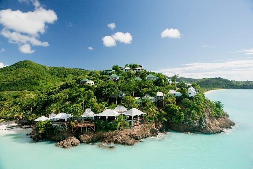 East Winds en el Caribe