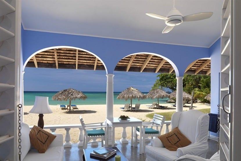 Hotel Jamaica Inn en el Caribe