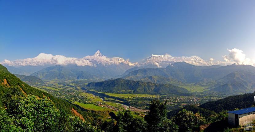 Naturaleza en Nepal