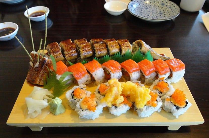 Comida Japonesa en Nueva York