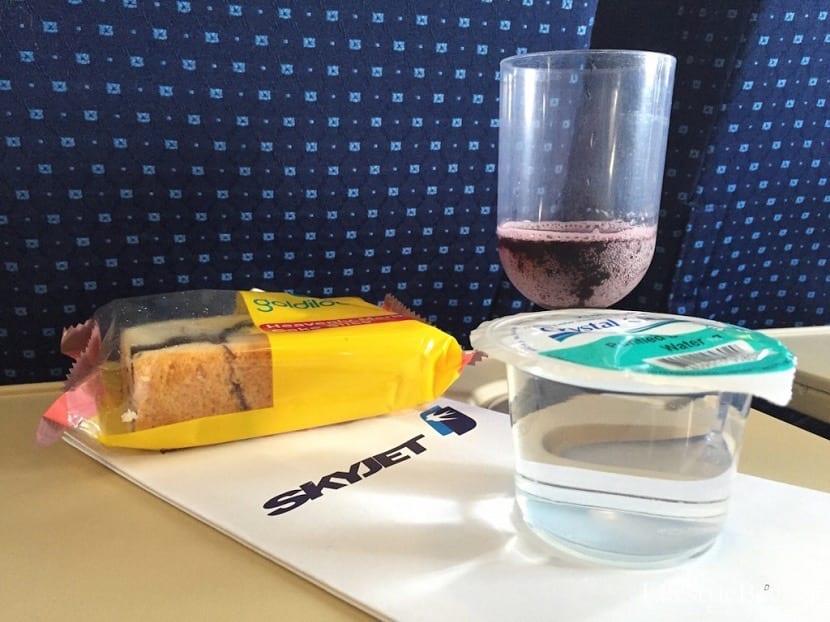 Viaje en avión a Boracay