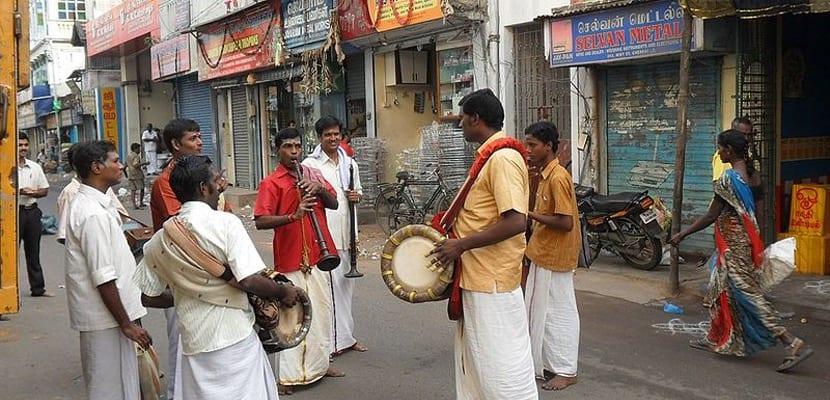 Tradición musical en la cultura hindú
