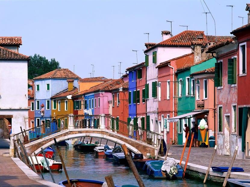 Venecia de día