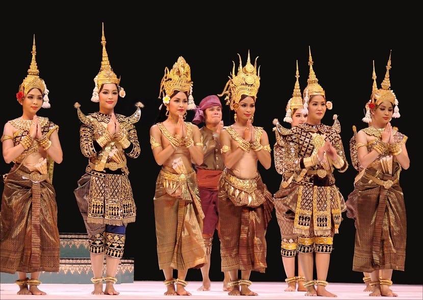 Sampot de Camboya