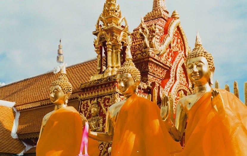 Budas de Tailandia