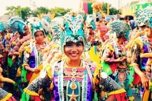 Fiestas y cultura de filipinas
