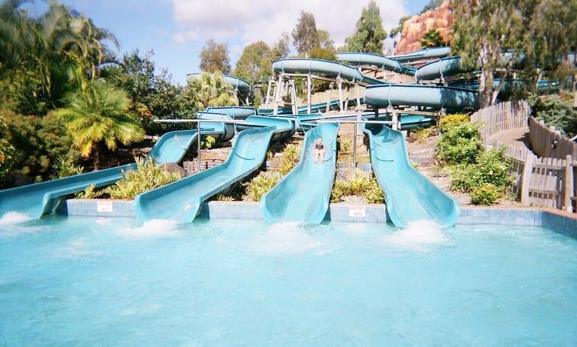 Mejores parques acuáticos en USA