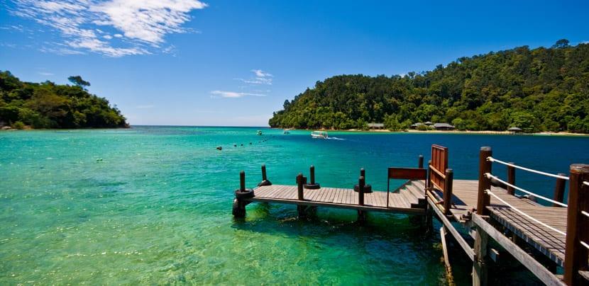 Malasia en vacaciones
