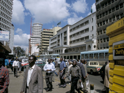 nairobi kenya1 Nairobi, capital del safari del mundo