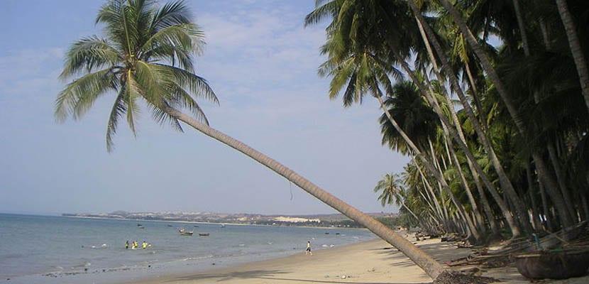 Playa Mui Ne en Vietnam