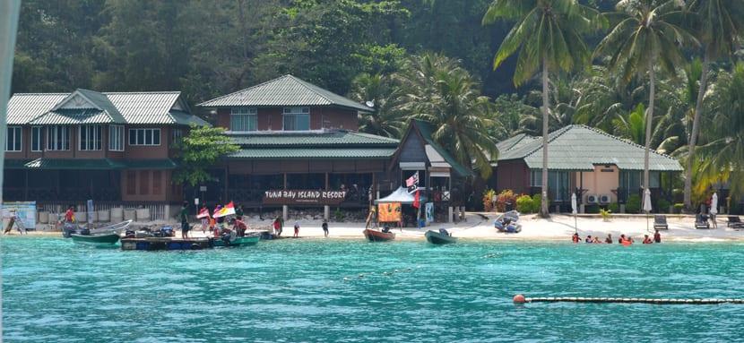 Resort Tuna Bay en Malasia