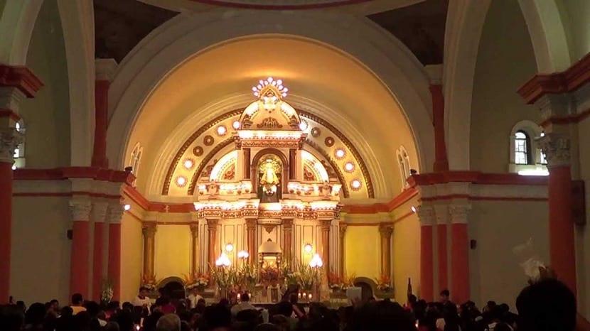 Virgen de Yacua