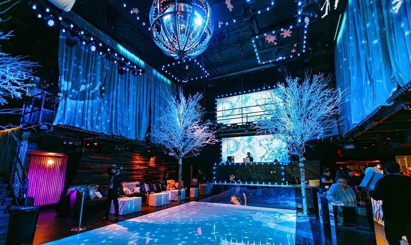 Club Marquee Nueva York