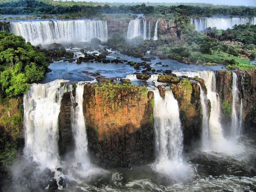 Cataratas de Sudamérica