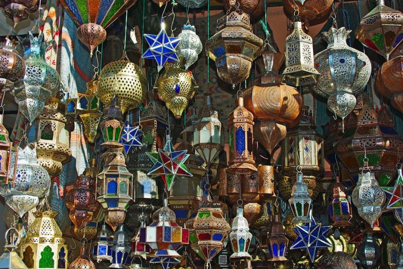 Mercado de Marruecos