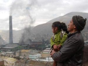 Contaminación en Mailuu Suu