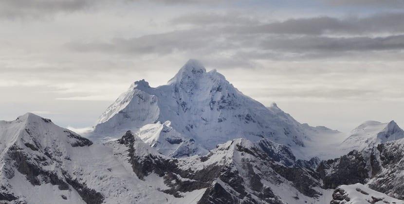 Nevado de Huantsan
