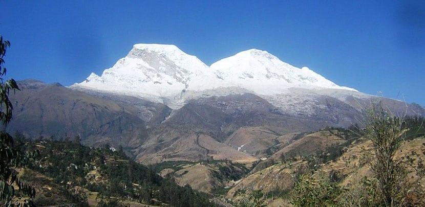 Nevado Huascuran