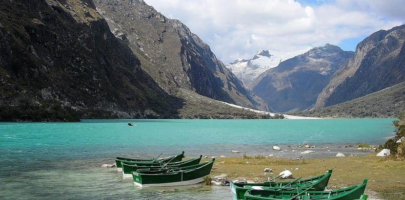 Valle del Llanganuco