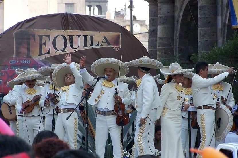 Concierto de mariachis