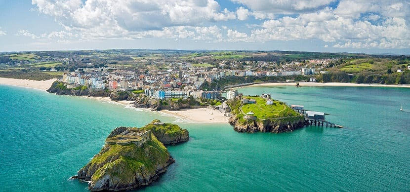 playas de Gales