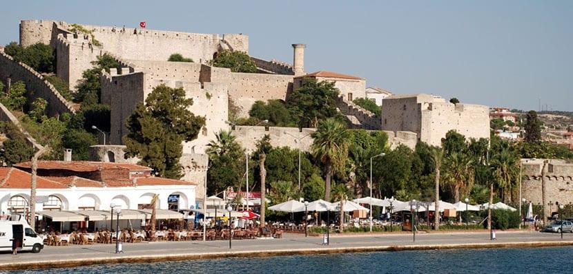 castillo de cesme