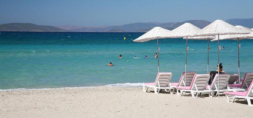 playas en cesme