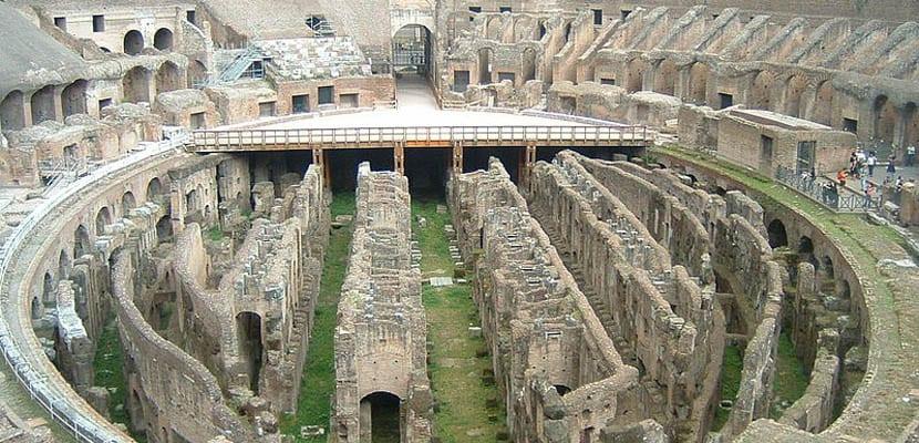 El Coliseo Romano ahora