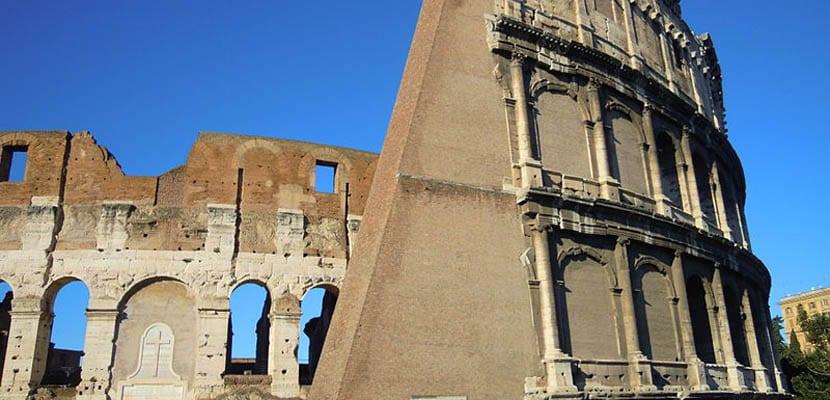 Coliseo Romano por fuera