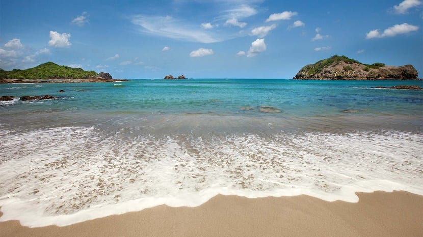 Playa de Roatan