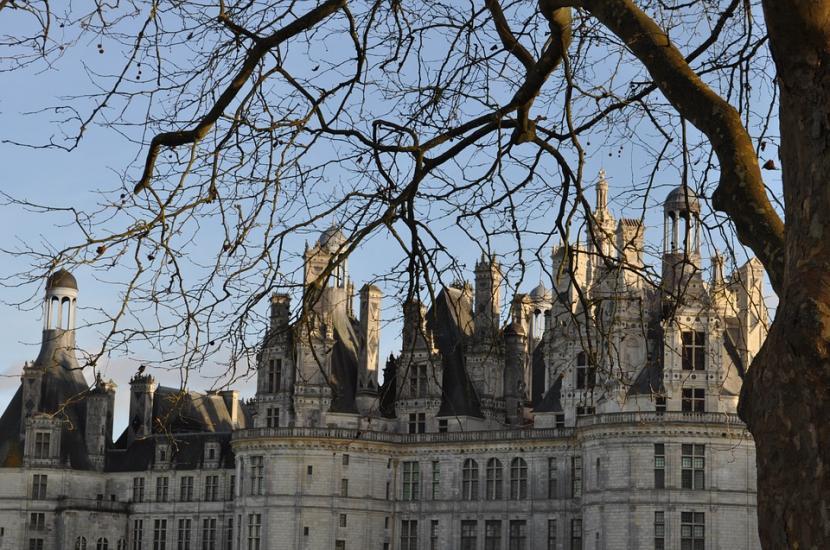 Castillo del Valle del Loira