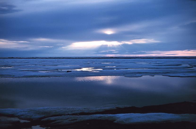 mar beaufort noche