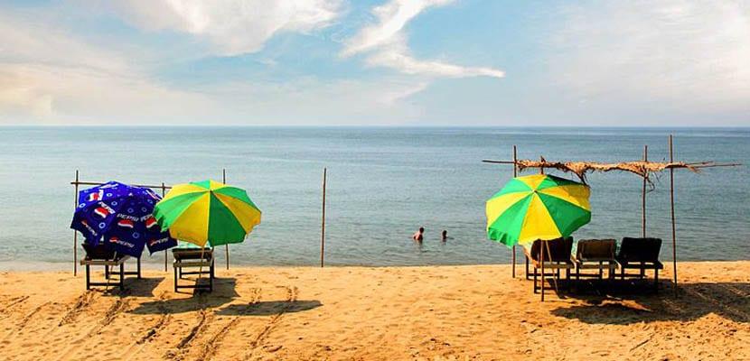 Playa Baga