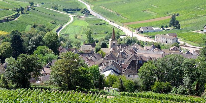 pueblos borgoña
