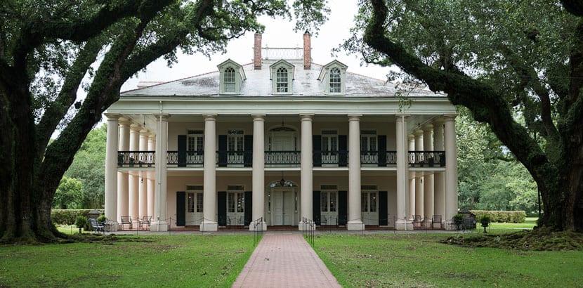 Plantación de Nueva Orleans