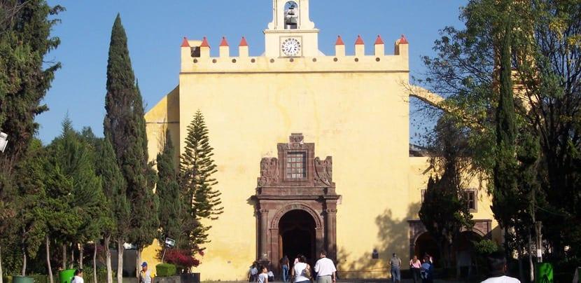 Templo san Bernardino