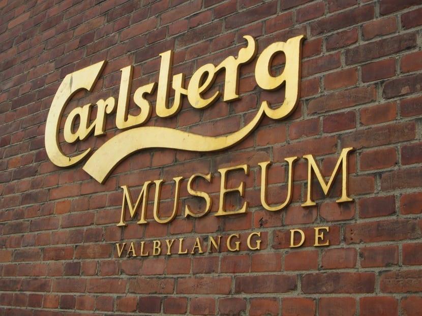 Fábrica de cerveza de Carlsberg