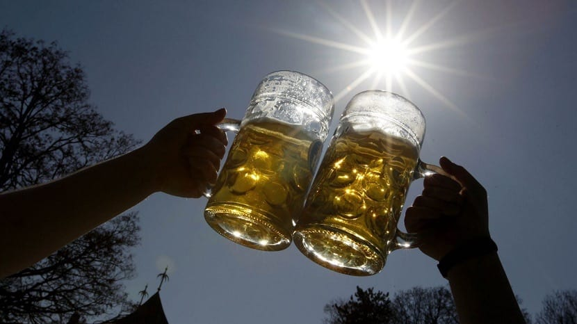 Cerveza de la India