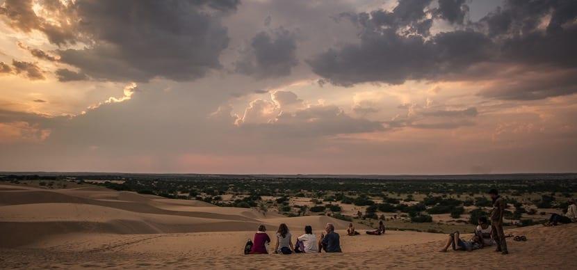 Desierto Thar