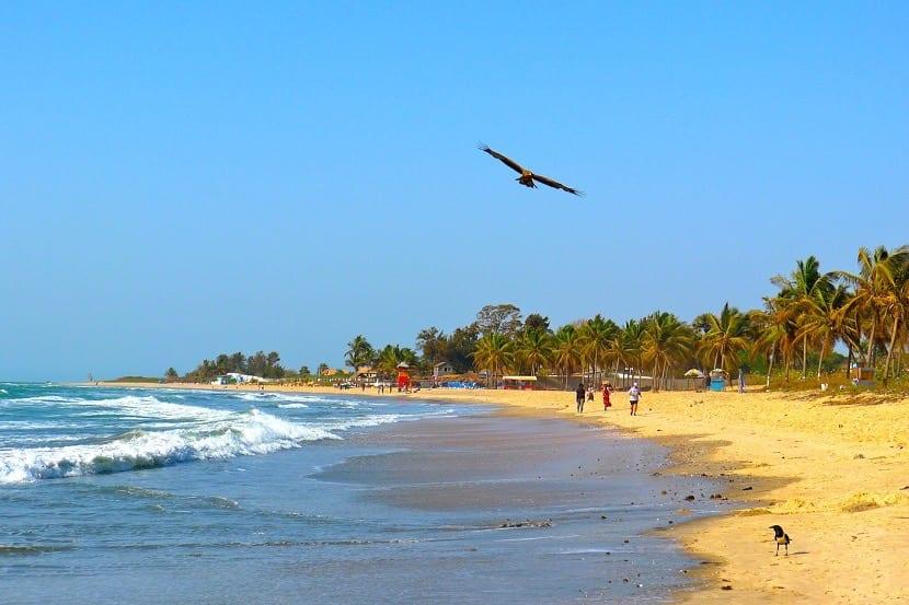 Playa de Gambia