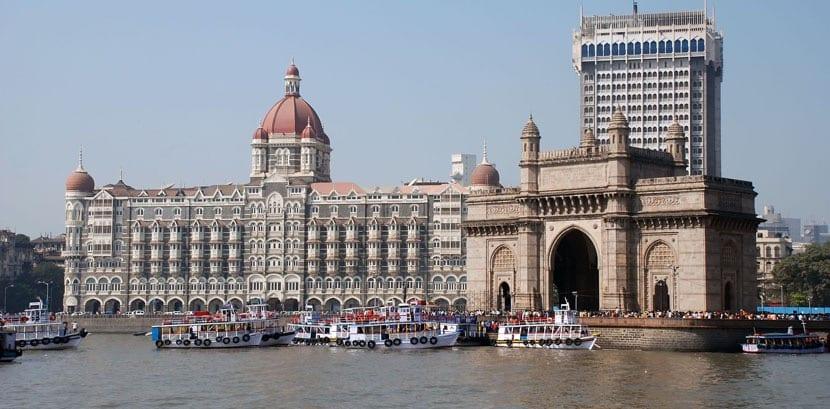 Mumbai en la India