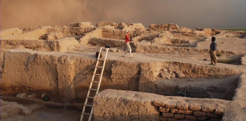 Ruinas asirias