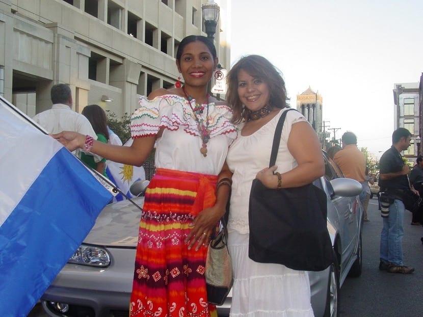 Vestimenta casual en Ecuador